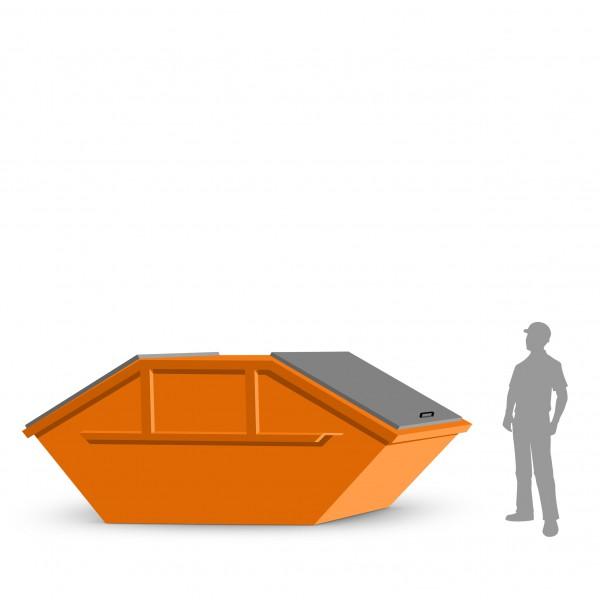 7 cbm aktenmulde f r aktenvernichtung online bestellen. Black Bedroom Furniture Sets. Home Design Ideas